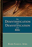 Demythification Demystification of the Bible, Book Cover