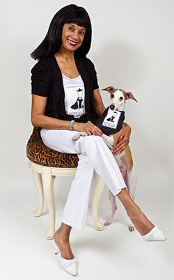 Jo Jo Harder, America's Top Dog Model