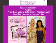 Jo Jo Harder Author Event