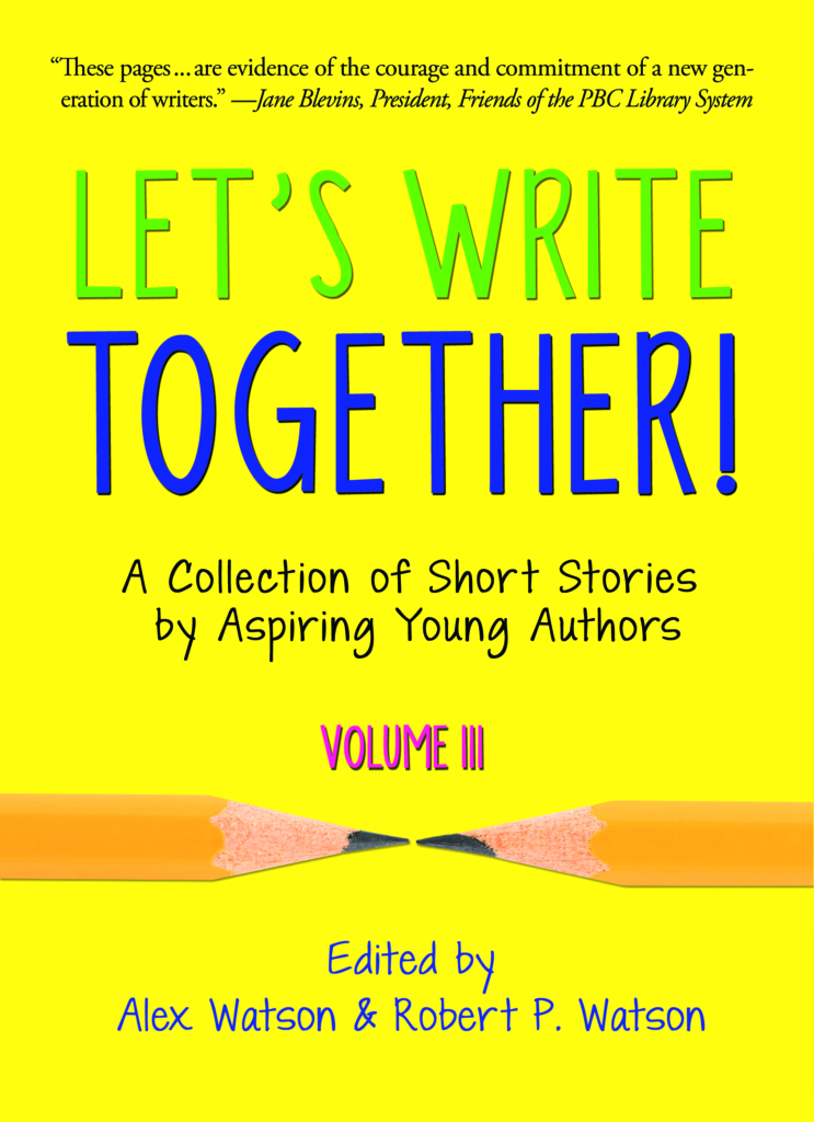 Premise Indicator Words: Let's Write Together, Volume III